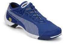 408bdb08383b Puma Future Cat Superlt Sf Jr Blue Running Shoes boys