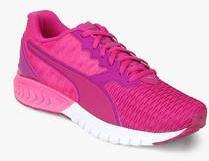 02a1c034c Puma Ignite Dual Magenta Running Shoes for women - Get stylish shoes ...