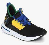 Puma Ignite Limitless Sr Cnvl Fm Black Sneakers for Men online in ... bd429d31d