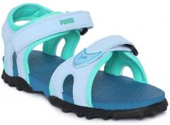 Puma Kids Blue Track Jr DP Sports for girls in India - Buy at Lowest price  March 57acc27c1