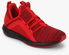 d6d29b76029 Puma Mega Nrgy Heather Knit Jr Maroon Sneakers for girls in India - Buy at  Lowest price April