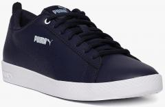 e148288c16 Puma Navy Blue Smash Wns v2 Training Shoes for women - Get stylish ...