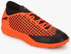 545e7b66 Puma Orange Football Shoes boys
