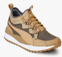 6329eb339458bf Puma Pacer Next Mid Sb Camel Sneakers for Men online in India at ...