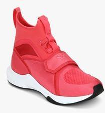 d64f5893803abc Puma Phenom Wn S Pink Training Shoes for Men online in India at Best ...