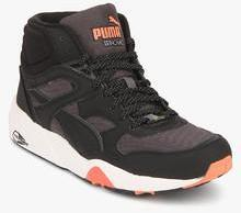 b4238063606 Puma R698 Winter Black Running Shoes for Men online in India at Best ...