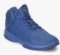 Puma Rebound Street Evo Blue Sneakers men