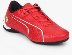 bas prix 65b13 312cb Puma SF Future Cat Ultra Junior Red Sneakers boys