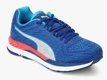 ac6df60acbbea7 Puma Speed 600 S Ignite Blue Running Shoes for Men online in India at Best  price on 25th March 2019