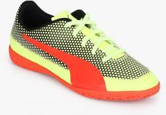 120fbc5b22b0 Puma Spirit It Jr Lime Green Football Shoes for Boys in India June, 2019 |  PriceHunt