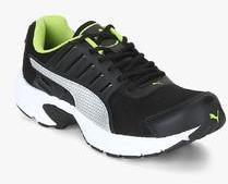 458255f1ec0104 Puma Talion Idp Black Running Shoes for Men online in India at Best ...