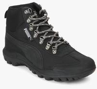 Puma Tatau Fur Boot 2 Idp Black Outdoor Shoes for Men online in ... 71e26e3e4