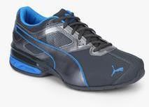 1d969198 Puma Tazon 6 Fm Asphalt Electric Blue Lemonad Grey Sneakers men