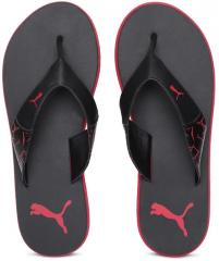 3636ac81017 Puma Unisex Charcoal Winglet II DP Solid Thong Flip for women - Get stylish  shoes for Every Women Online in India 2019