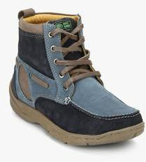 d72b753ead76 Red Chief Navy Blue Boots for Men online in India at Best price on ...