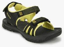 83ee0302265b83 Reebok Adventure Serpant Lp BLACK FLOATERS for women - Get stylish ...