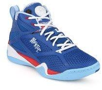 493b7e0c1a73 Reebok Blacktop Retaliate Blue Basketball Shoes men
