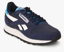 New York Freiraum suchen günstig kaufen Reebok Classic Electro Navy Blue Sneakers men