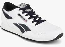 4680da6bbce Reebok Classic Proton 2.0 Lp White Running Shoes for Men online in ...
