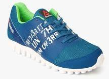 91e0781006244 Reebok Dual Dash Ride Jr Blue Running Shoes for Boys in India March ...