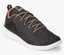 21fabade693 Reebok Esoterra Dmx Lite Ns Black Running Shoes for women - Get ...