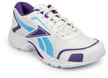 a60e39392ae6c Reebok Litemove Lp White Running Shoes for women - Get stylish shoes ...