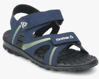 35a9d8321999b4 Reebok Maze Flex Navy Blue Floaters for Men online in India at Best price  on 26th March 2019