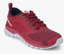 7e35c2016e6 Reebok Sublite Authentic 4.0 Magenta Running Shoes for women - Get ...