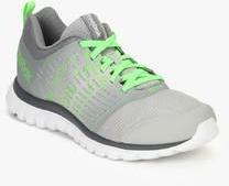abdb498996687 Reebok Sublite Dual Dash Grey Running Shoes for women - Get stylish ...