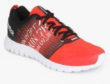 ed31bfb7ccff5 Reebok Sublite Dual Dash Red Running Shoes for women - Get stylish ...