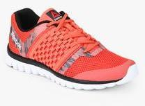 50332d318bf Reebok Sublite Transition Orange Running Shoes for women - Get ...