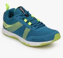 reebok tempo speedster blue running chaussures