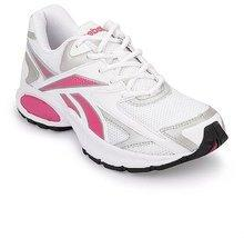 5e45ae81cae7ad Reebok Trace II Lp White Running Shoes for women - Get stylish shoes ...