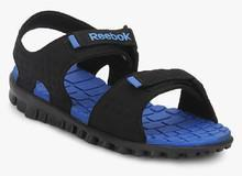 6e9e39d1f9c1 Reebok Ultra Flex Black Floaters for Men online in India at Best ...