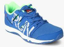 7445c3669c6b Reebok Ultra Speed Jr Blue Running Shoes for Boys in India March ...