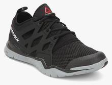 912fa33a4 Reebok Zcut Tr 3.0 Black Training Shoes for Men online in India at ...
