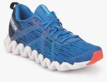 buy online 8eb00 93519 Reebok Zigtech Squared 2.0 Blue Running Shoes men