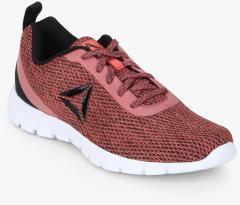 2b496d11513d Reebok Zoomner Lp Pink Black Running Shoes for women - Get stylish ...
