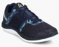 Reebok Zprint Run Camo Gp Navy Blue Running Shoes for Men online in ... 6ef5a49ee