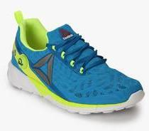 Reebok Zpump Fusion 2.5 Aqua Blue Running Shoes
