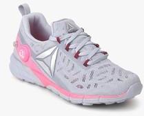 Reebok Zpump Fusion 2.5 Grey Running Shoes for women - Get stylish ... 176798dfd