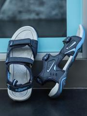 Roadster Navy Sports Sandals for women