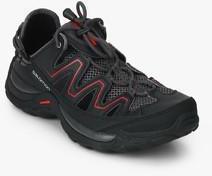 Salomon Cuzama Quite Black Lifestyle Shoes men