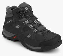 Salomon Manila Mid Gtx Grey Outdoor Shoes for Men online in India at ... 3429a483be