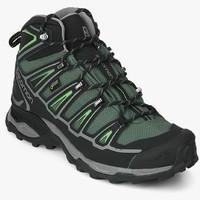 c2aee3965ac0 Salomon X Ultra Mid 2 Gtx Green Outdoor Shoes for Men online in India at  Best price on 12th April 2019