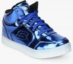 601eb1fbbb9 Skechers Energy Lights Eliptic Blue Sneakers for Boys in India March ...
