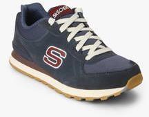 b960e9a898d5 Skechers Og 82 Navy Blue Sneakers for Men online in India at Best ...