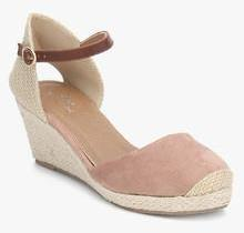 8b7a0006a7bb Spunk Pink Wedges for women - Get stylish shoes for Every Women ...