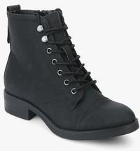 1dbe111789 Steve Madden Fuze Black Boots for Men online in India at Best price ...