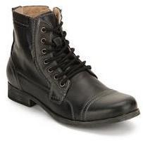 Steve Madden Triggah Black Boots men